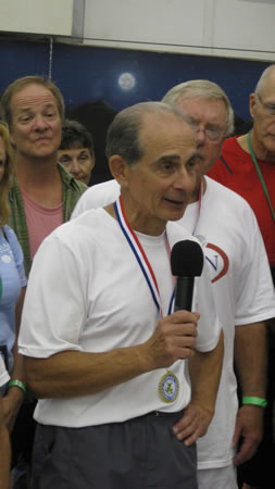 pickleball player and recruiter Dick Manaserri