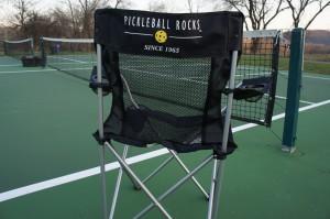 Pickleball Rocks Since 1965 Court Chair