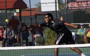 Pickleball Rocks with Enrique Ruiz