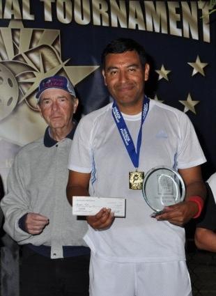 Enrique Ruiz Player of the Year