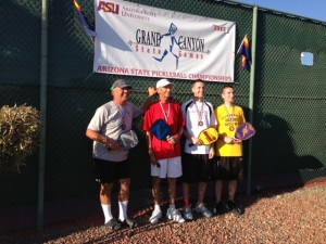 Josh Zack  at the 2013 Grand Canyon State Games1