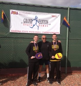 Grand Canyon State Games Pickleball