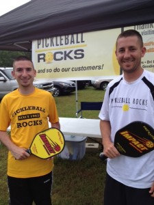 Pickleball Rocks Vendors