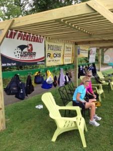 Brookville Pickleball Shade Shelter