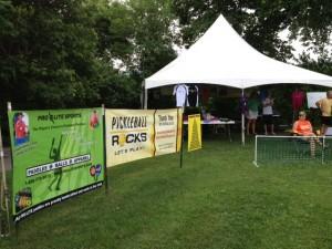 Brookville Pickleball Tournament