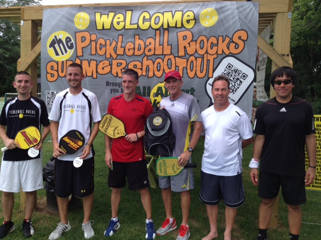 Pickleball Rocks Summer Shootout