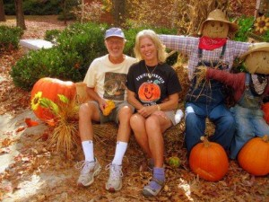 Tom and Ann Earley