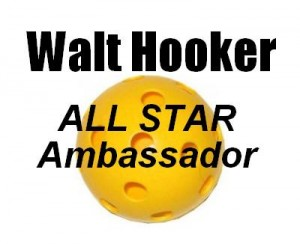 Walt Hooker - Player of the Month