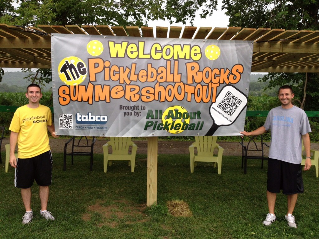 Welcome To Your Pickleball Tournament