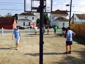 Abby Grubbs Basketball Shooting Clinic 2015