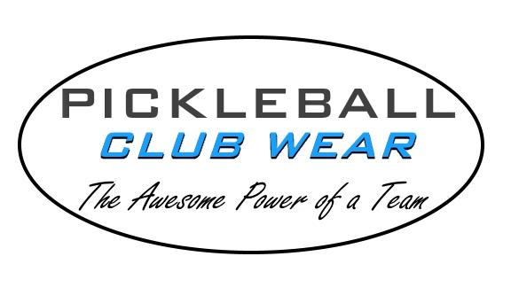 Pickleball Club Wear Logo