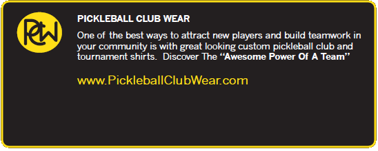 Pickleball Club Wear