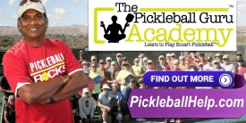 The Pickleball Guru