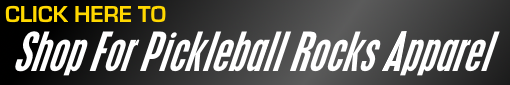 Shop For Pickleball Rocks