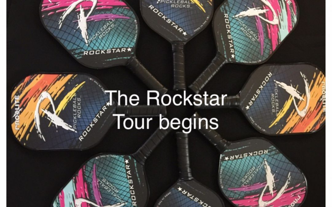 Welcome the RockStar Paddle