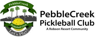 Pebble Creek Pickleball Rocks Shootout