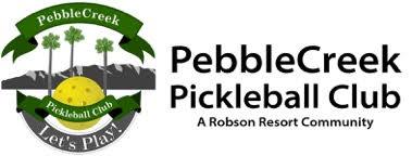 Pebble Creek Pickleball Rocks Shootout