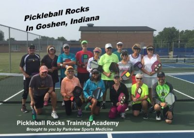 PB Rocks Academy in Goshen