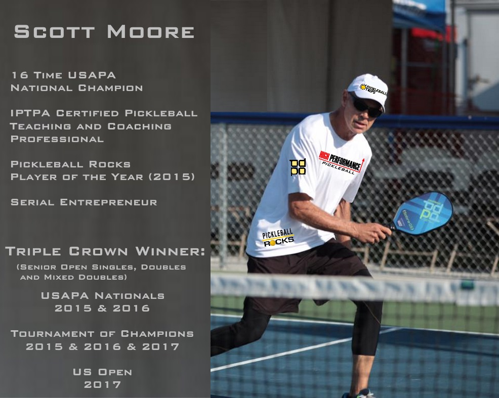 Scott Moore with Stats