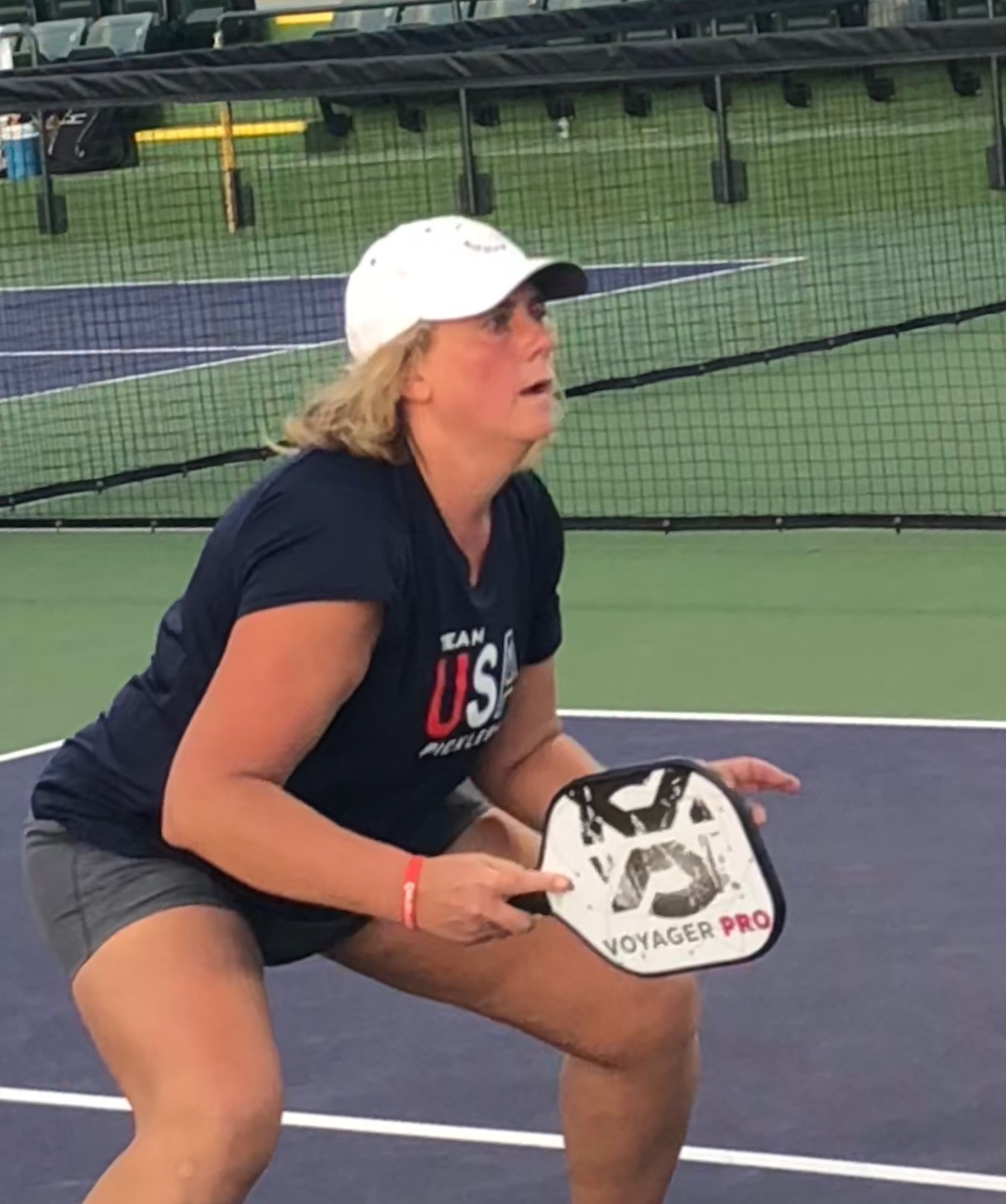 7c0a4b71 Please help us welcome Fort Wayne's Mindy Yoder to the Pickleball Rocks Team .