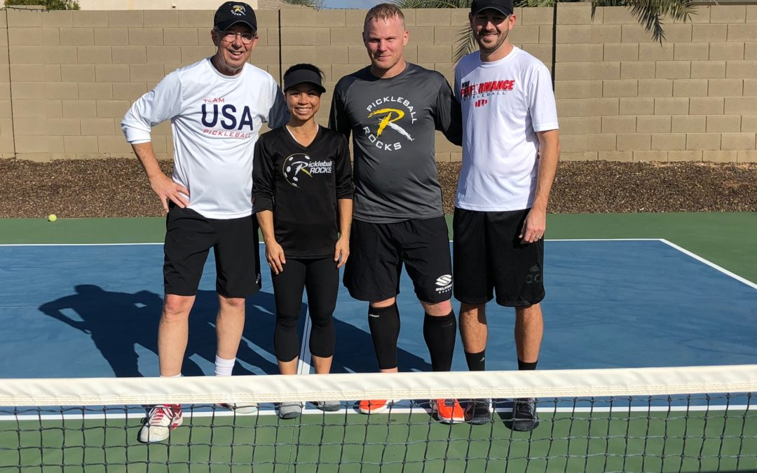 Pickleball Rocks Academy Now Offers Family Pickleball Training plus Adds Jason Neuenschwander and Cam Thompson To The Team