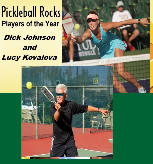 2018 Pickleball Rocks Player of the Year Announced