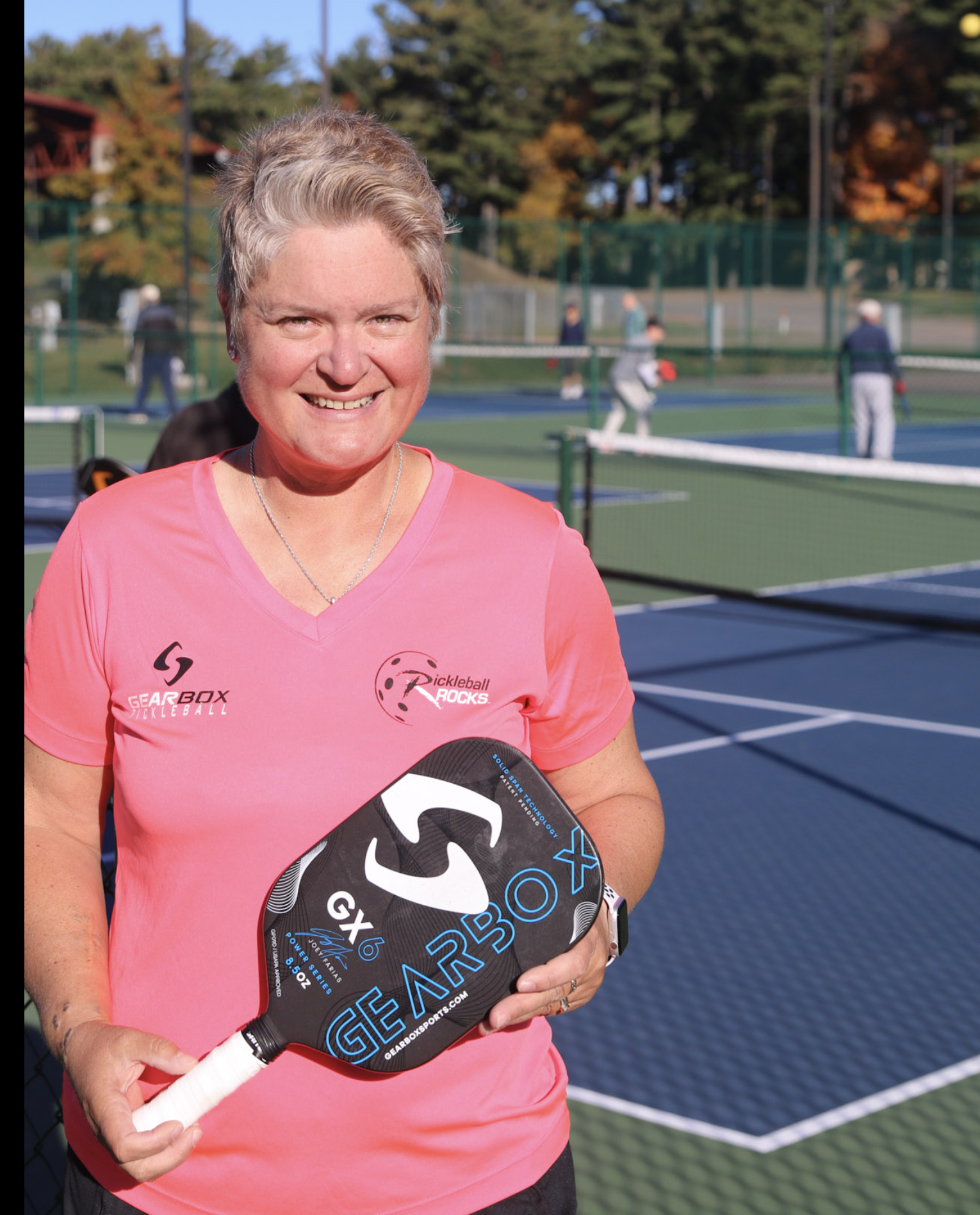 Andrea Ingvalson Pickleball Rocks