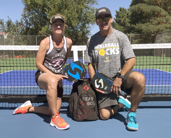 Donnie and Patty Gallegos Join The Pickleball Rocks Team