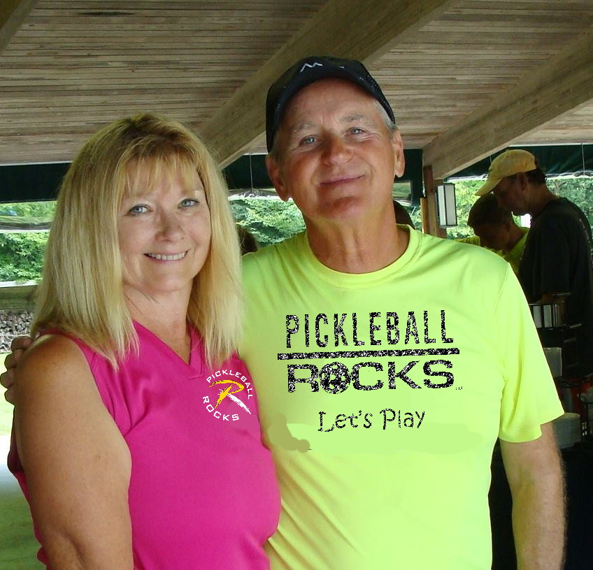 Bob and Elizabeth Higginbottom